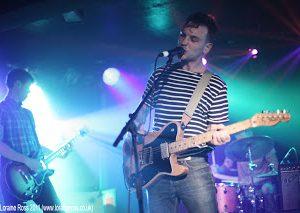 Ordinary Boys @ King Tuts, Glasgow 04/12/2011