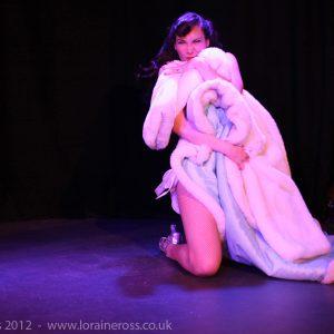 Sugar Revue - Edinburgh Pleasance 10th March 2012