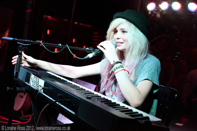 Nina Nesbitt @ Electric Circus, Edinburgh 28/04/2012
