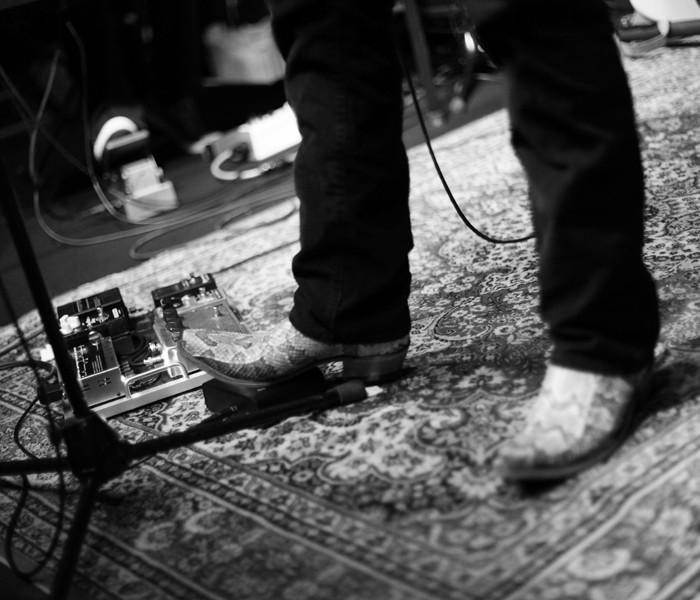 Matt Schofield @ The Voodo Rooms, Edinburgh 07/05/2012