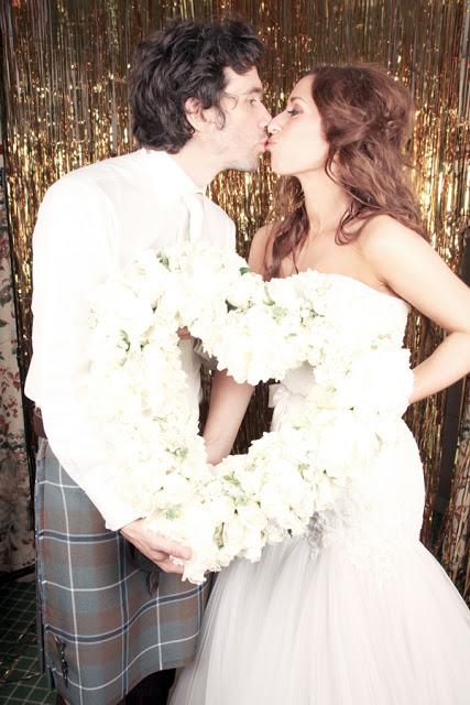 Introducing wedding photobooths!