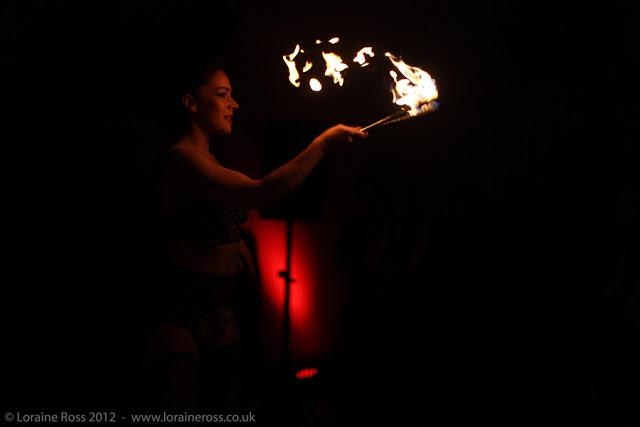 Boom Boom Club at Edinburgh Fringe 2012