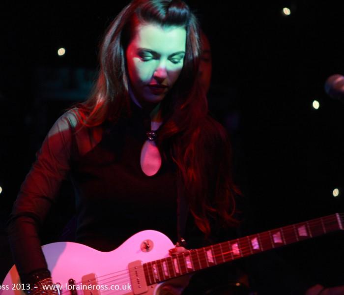 Chrysta Bell at the Voodoo Rooms, Edinburgh 22nd May 2013