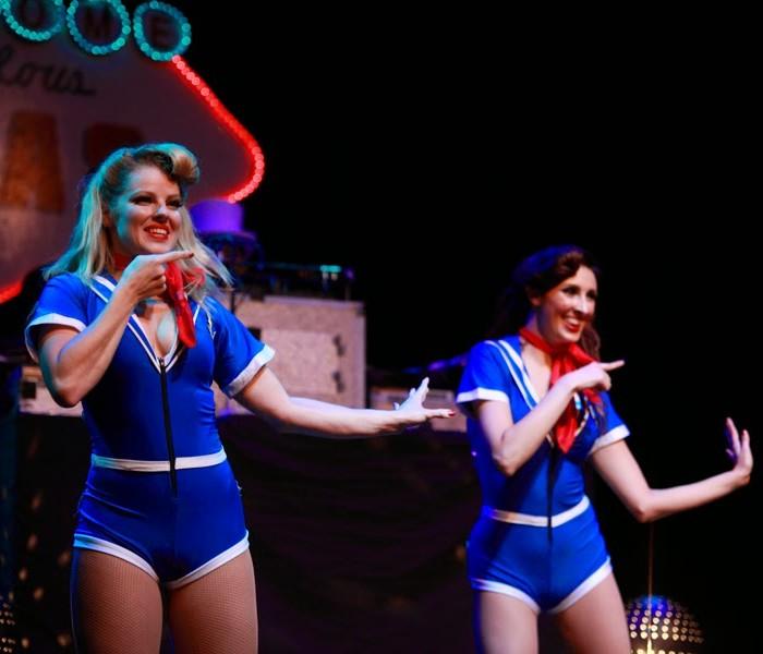Vegas! Edinburgh Fringe 2013