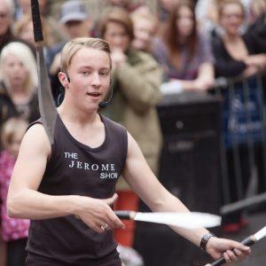 The third of my Fringe 2014 blogs...Edinburgh Fringe Street Performers