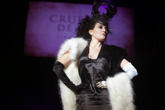 NSFW Commercial Event Photography  - Club Noir Halloween burlesque event, O2 Academy Glasgow