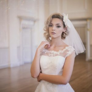 Lady JoJo's Bridal Collection 2015 Shoot - Edinburgh Wedding Photographer
