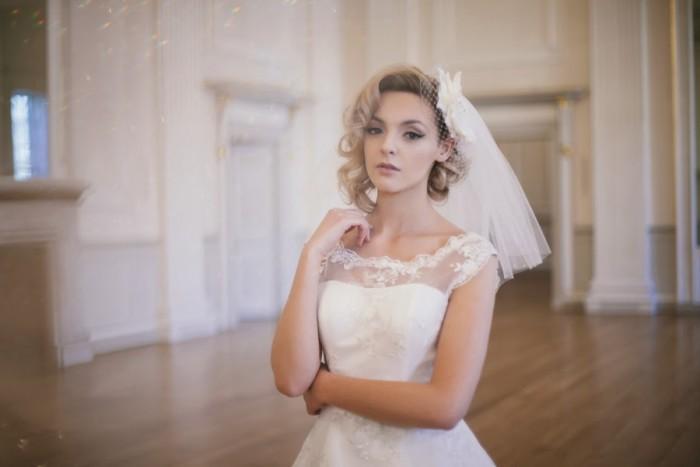 Lady JoJo's Bridal Collection 2015 Shoot - Edinburgh Wedding Photographer