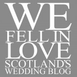 we fell in love wedding blog