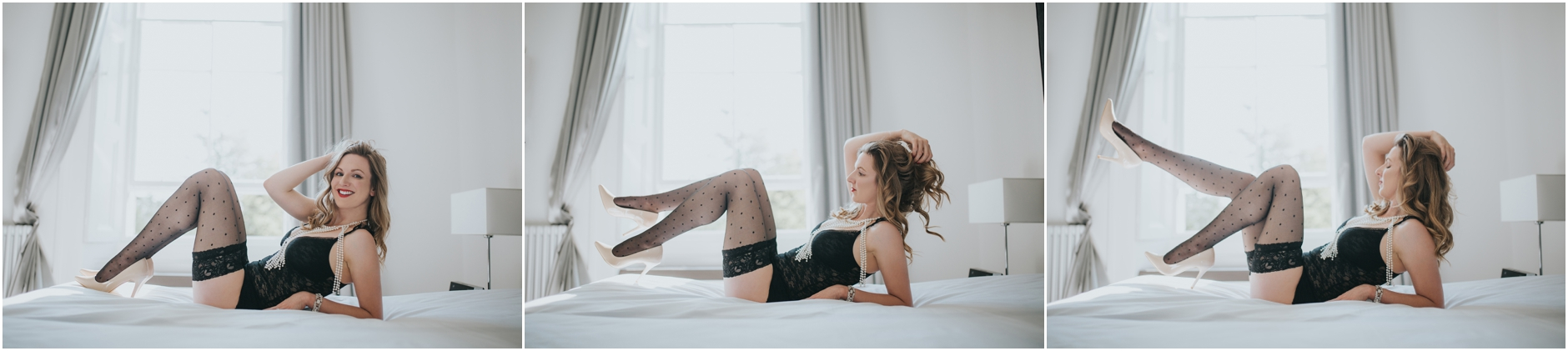 edinburgh boudoir photogrpaher