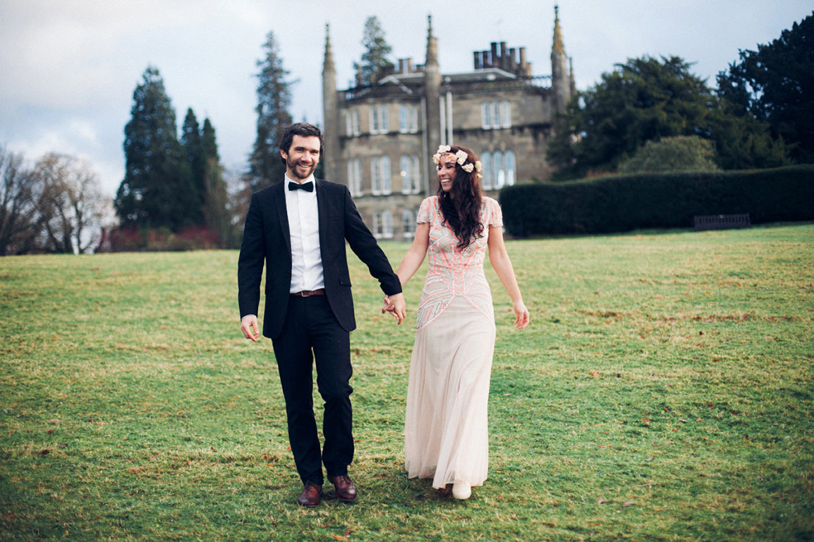 loch lomand post wedding photos