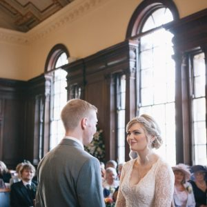A gorgeous Autumn Edinburgh wedding at Lothian Chambers and Apex Hotel - Kirsty & Justin