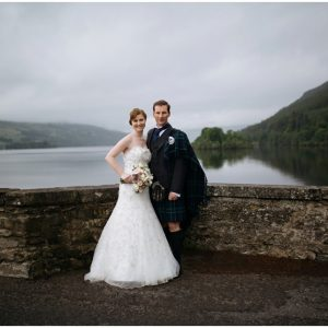 A picturesque Aberfeldy Wedding - Lisa & Derek