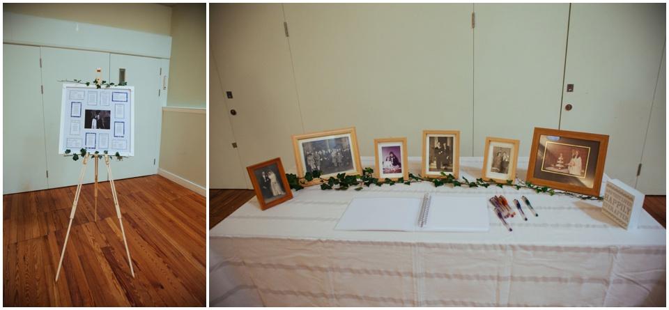 relaxed edinburgh wedding sacred heart church lauriston hall