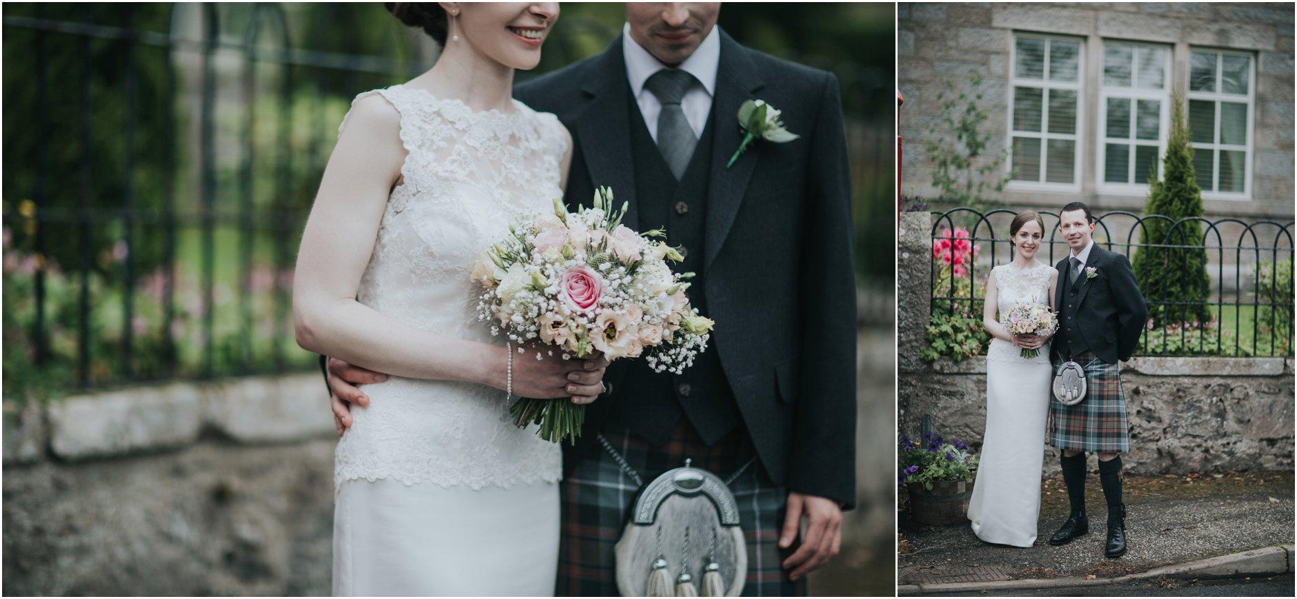 aberdeen aberdeenshire creative natural vintage wedding photographer