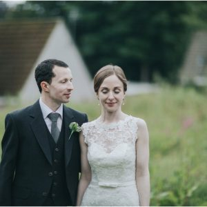 Relaxed Vintage Inspired Aberdeenshire Wedding - Catriona & Rory {Second Shooting}