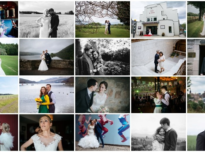 Scottish Wedding Photographer - Best of 2015