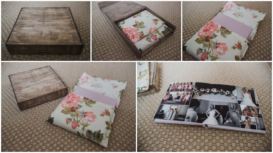 creative fine art wedding albums handmade scottish wediding photographer