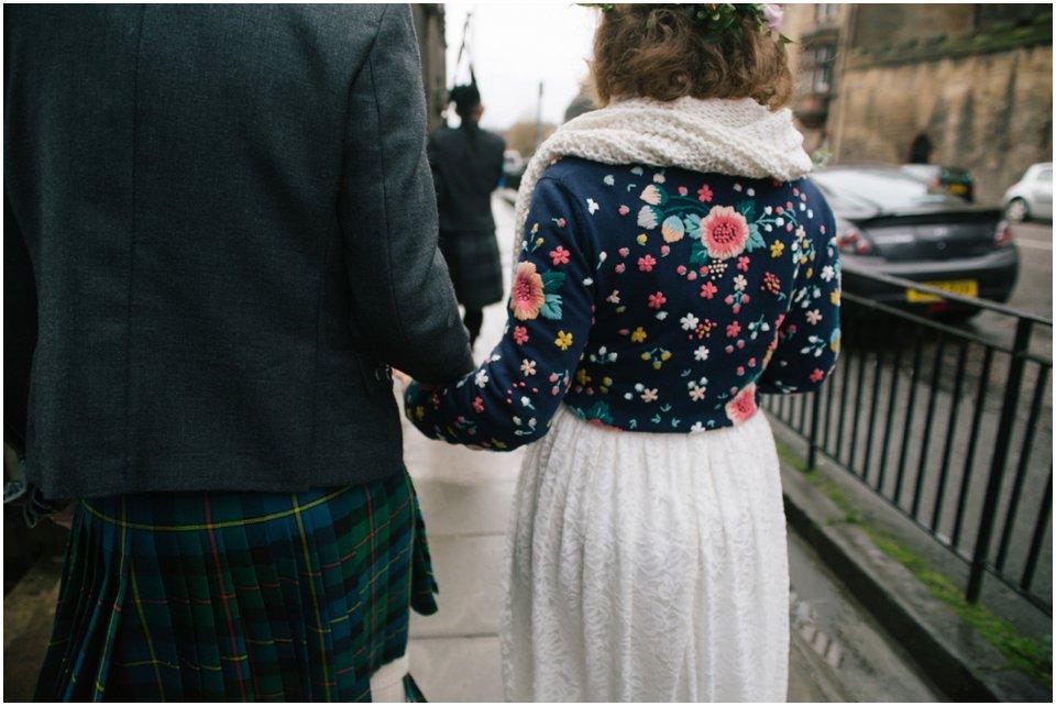 creative quirky wedding diy lothian chambers st columbus by the castle edinburgh