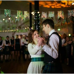 Creative DIY wedding at Lothian Chambers & St Columbus By The Castle - Clare & Chris
