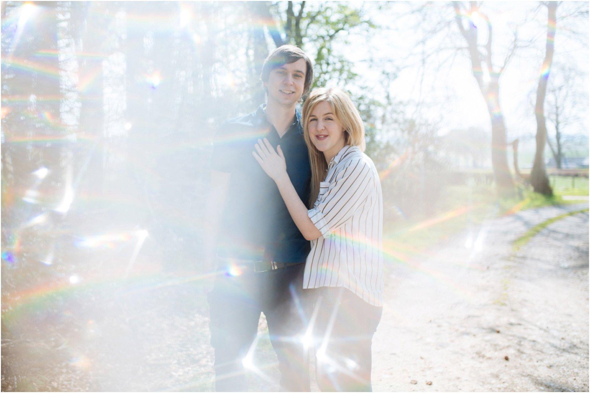 aberdeen wedding photographer pre wedding engagement shoot