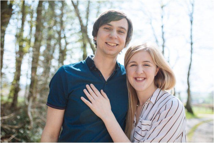 Aberdeenshire Pre-wedding Shoot - Finlay & Katie
