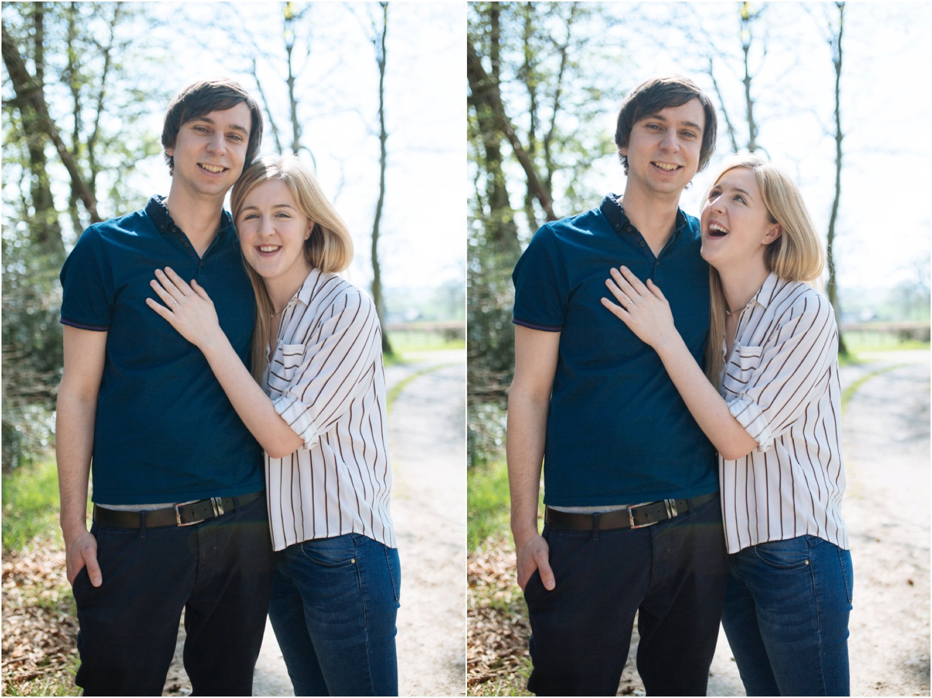 aberdeen wedding photographer pre wedding engagement shoot