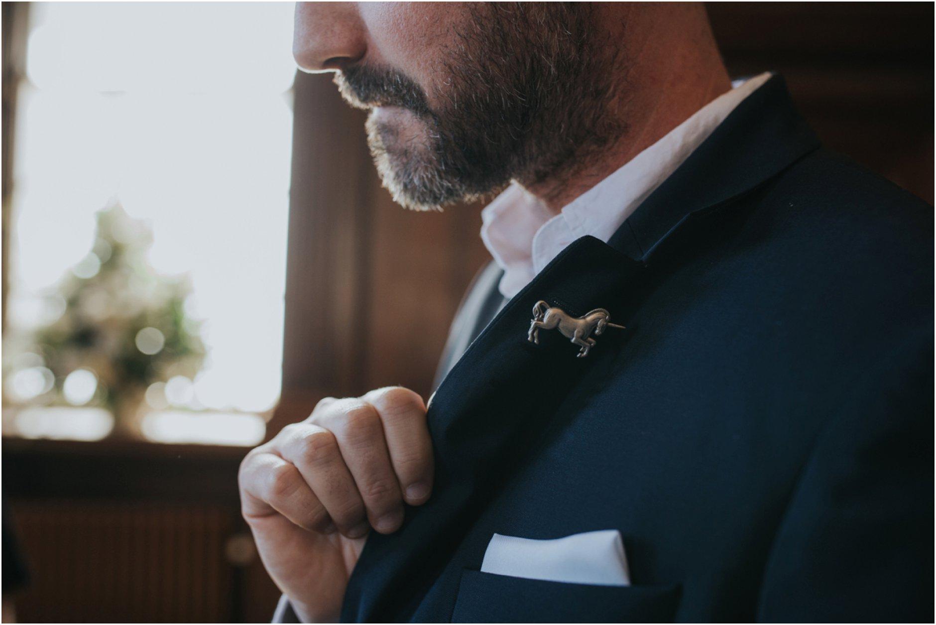 intimate Edinburgh elopement lothiian chambers wedding photography