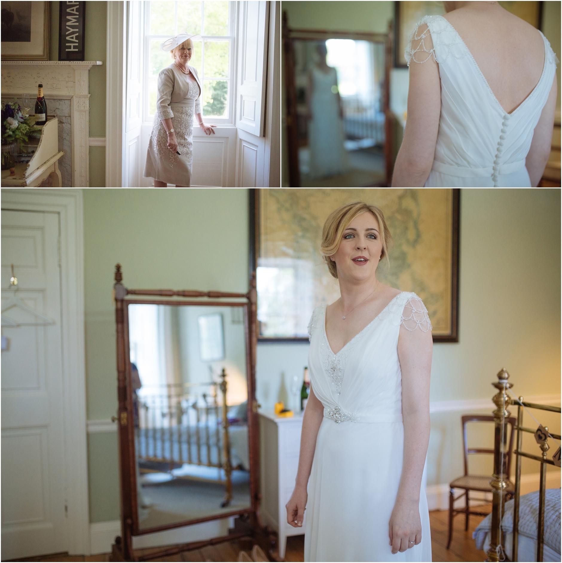 Balbegno Castle Aberdeenshire tipi wedding – Katie & Finlay ...