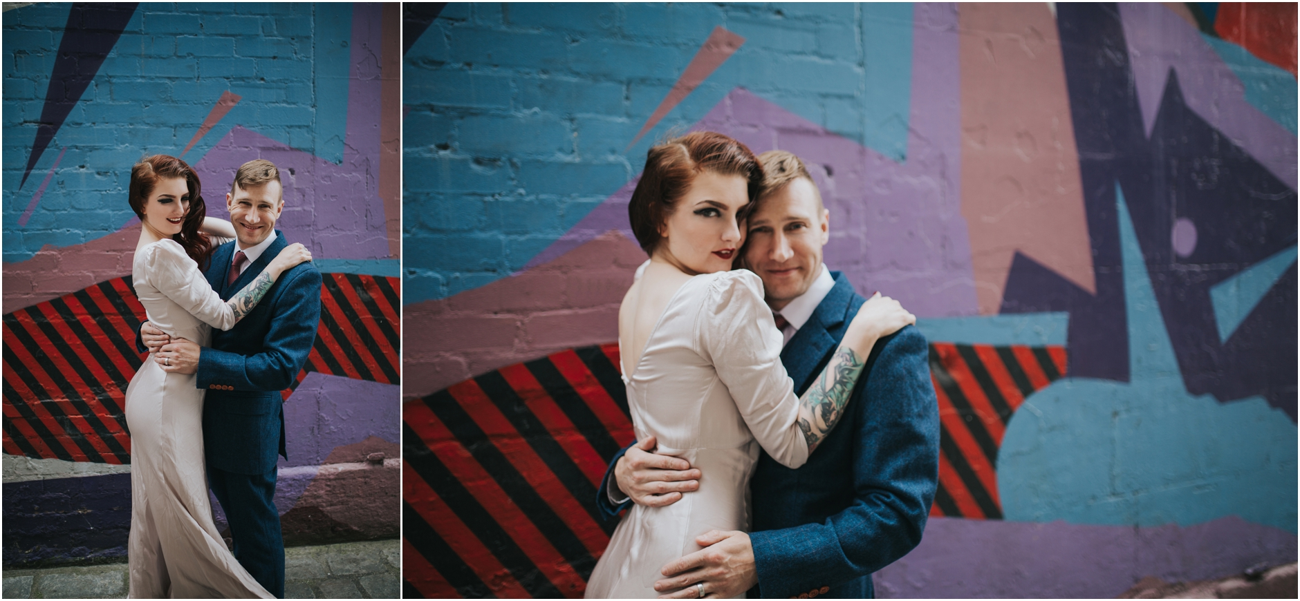 creative alternative glasgow natural wedding photographer couples photoshoot engagement pre wedding