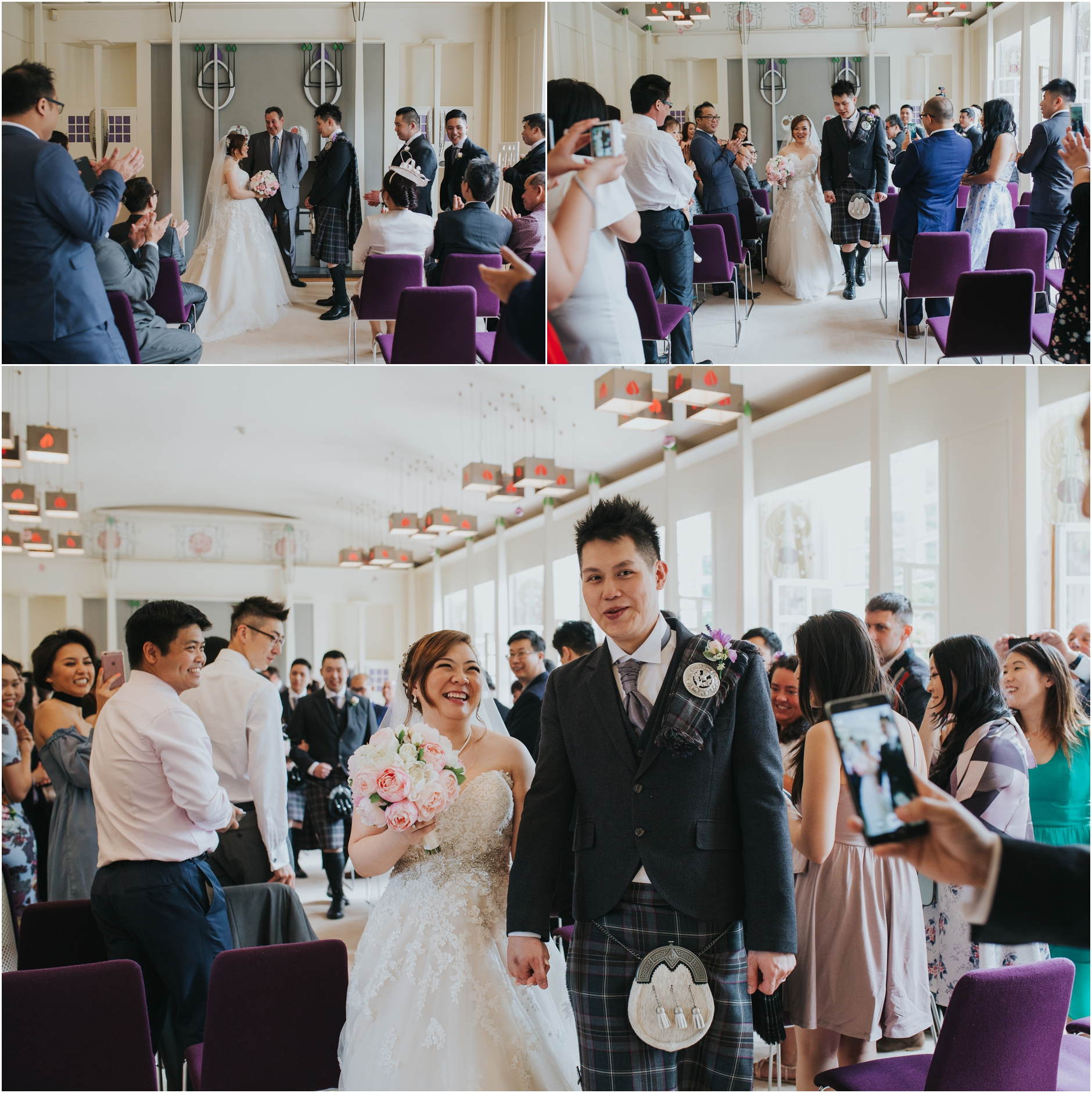 house for an art lover see woo chinese creative glasgow wedding photographer