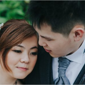 House For An Art Lover and See Woo Chinese Glasgow Wedding - Leila & Alan