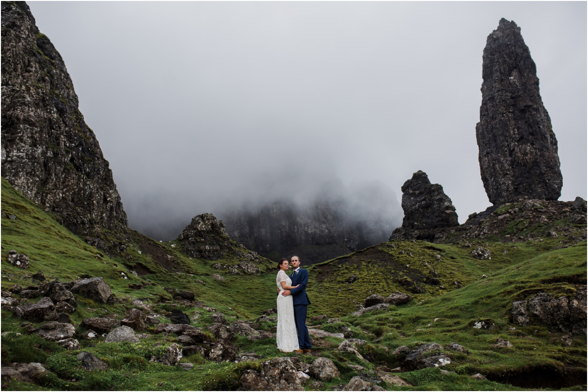 old man of storr syke scottiish highlands wedding elopement photographer