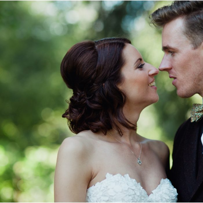 Creative and elegant wedding at Logie Country House - Barbara & Maarten
