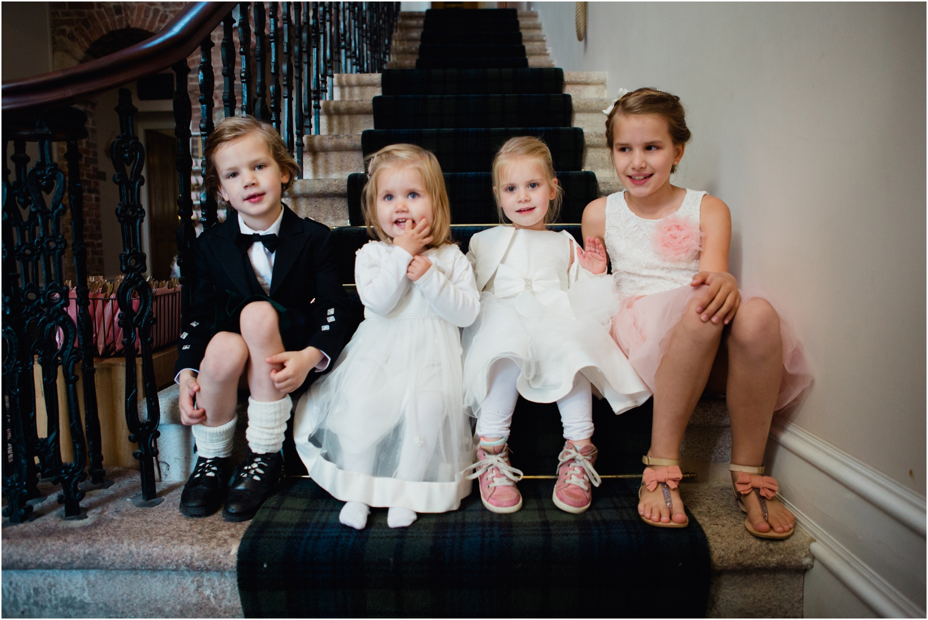 ntry house wedding photographer aberdeen highlands