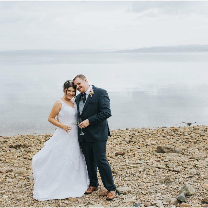 Stonefield Castle, Loch Fyne wedding - Donna & Mark