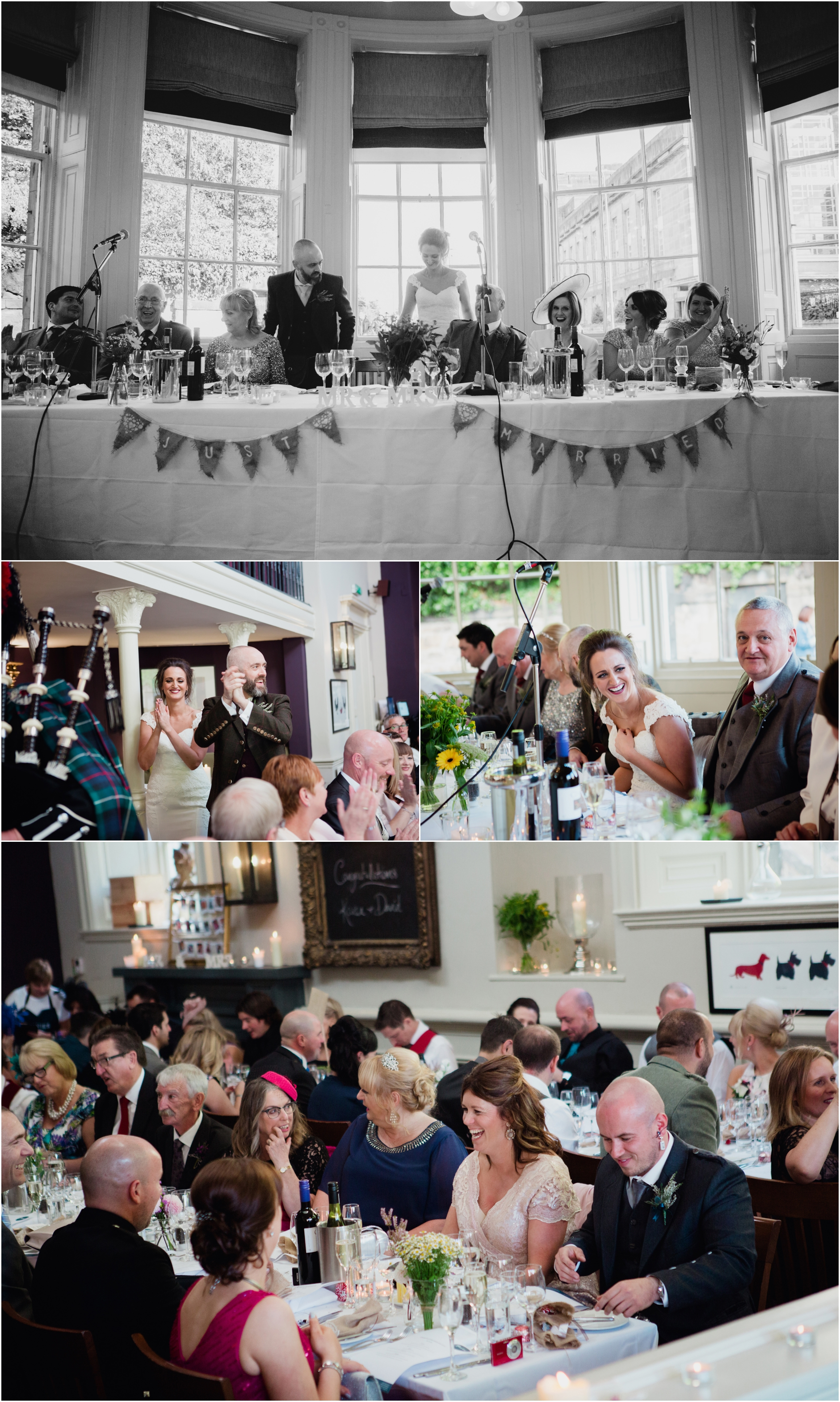 howies natural edinburgh wedding photographs
