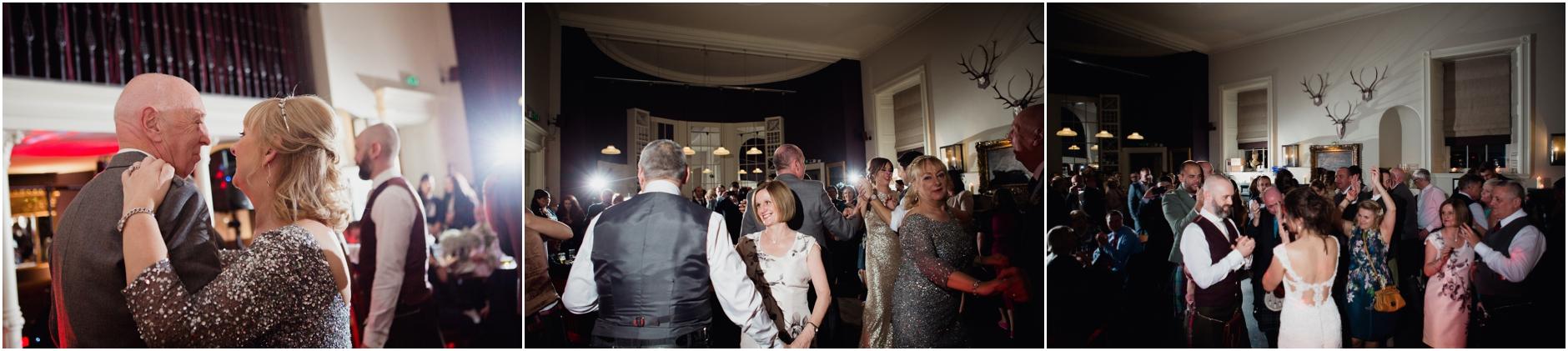 howies natural edinburgh wedding photographs