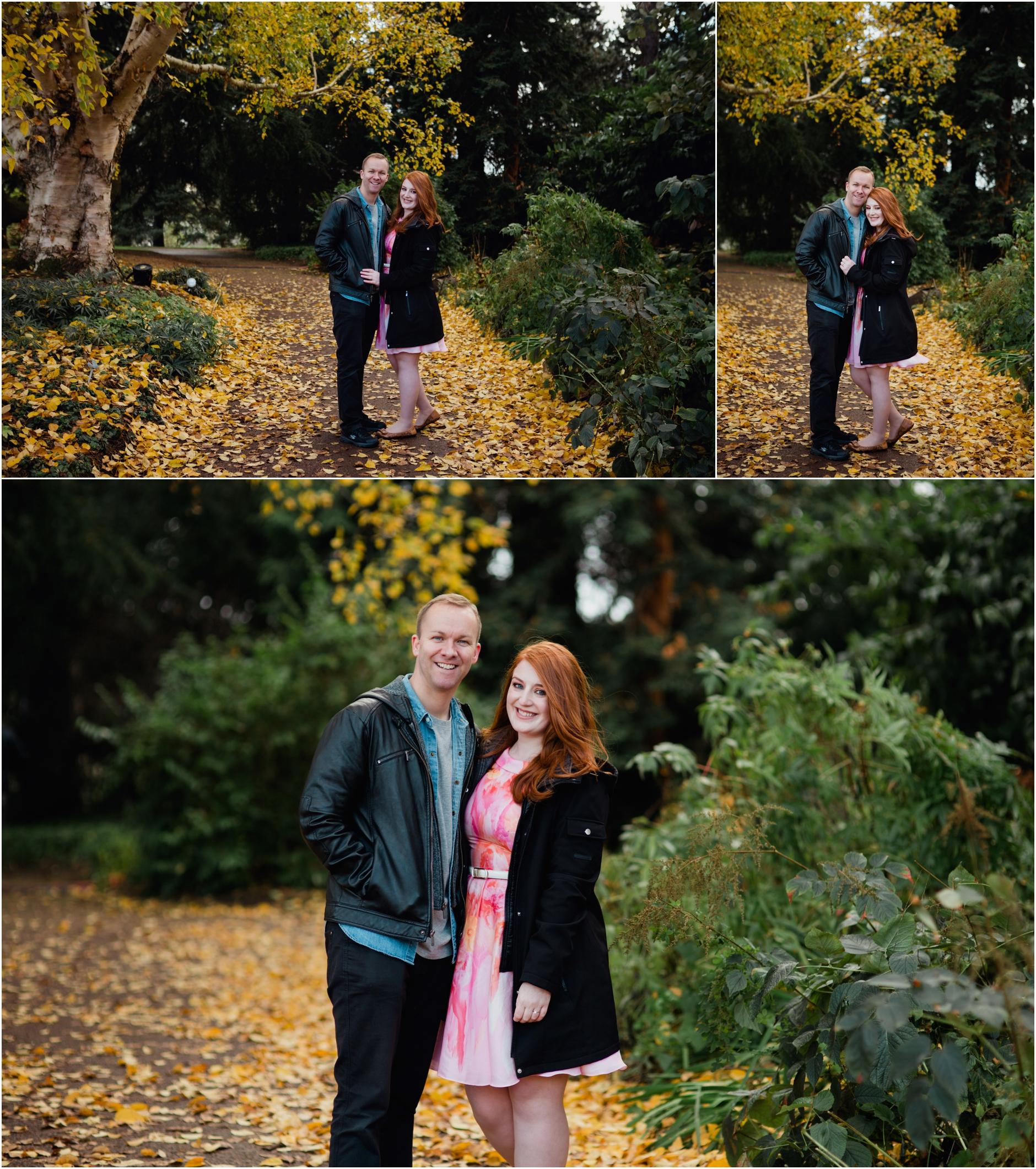 edinburgh wedding photographer pre wedding shoot engagement