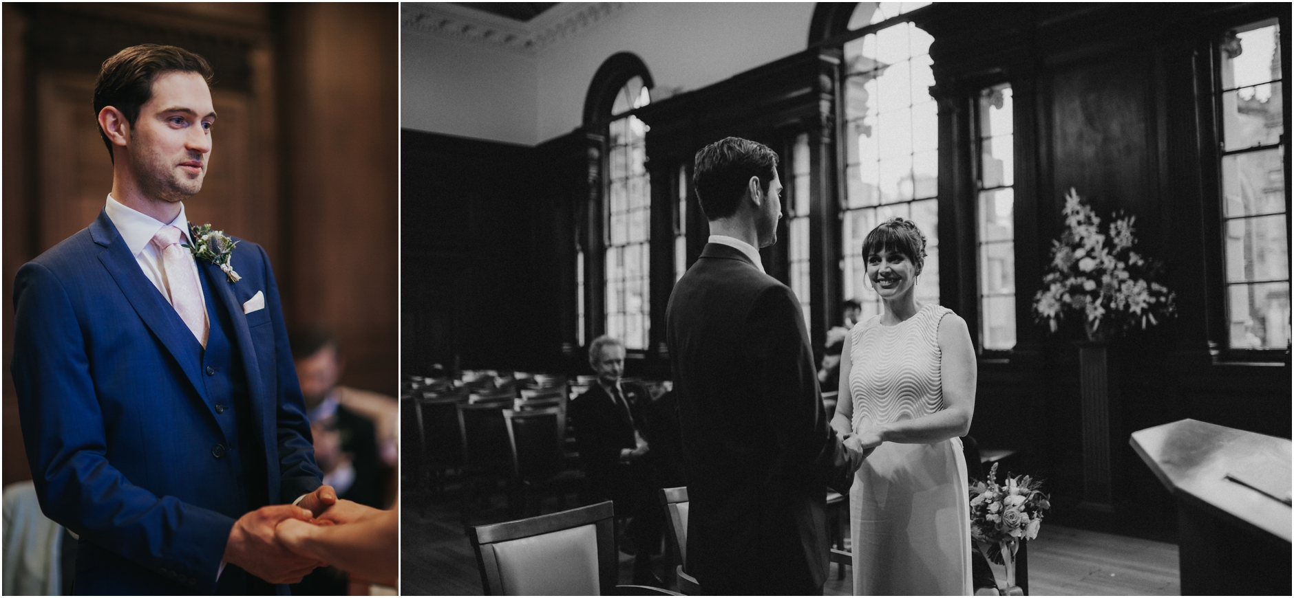 edinburgh elopement at lothian chambers the kitchin