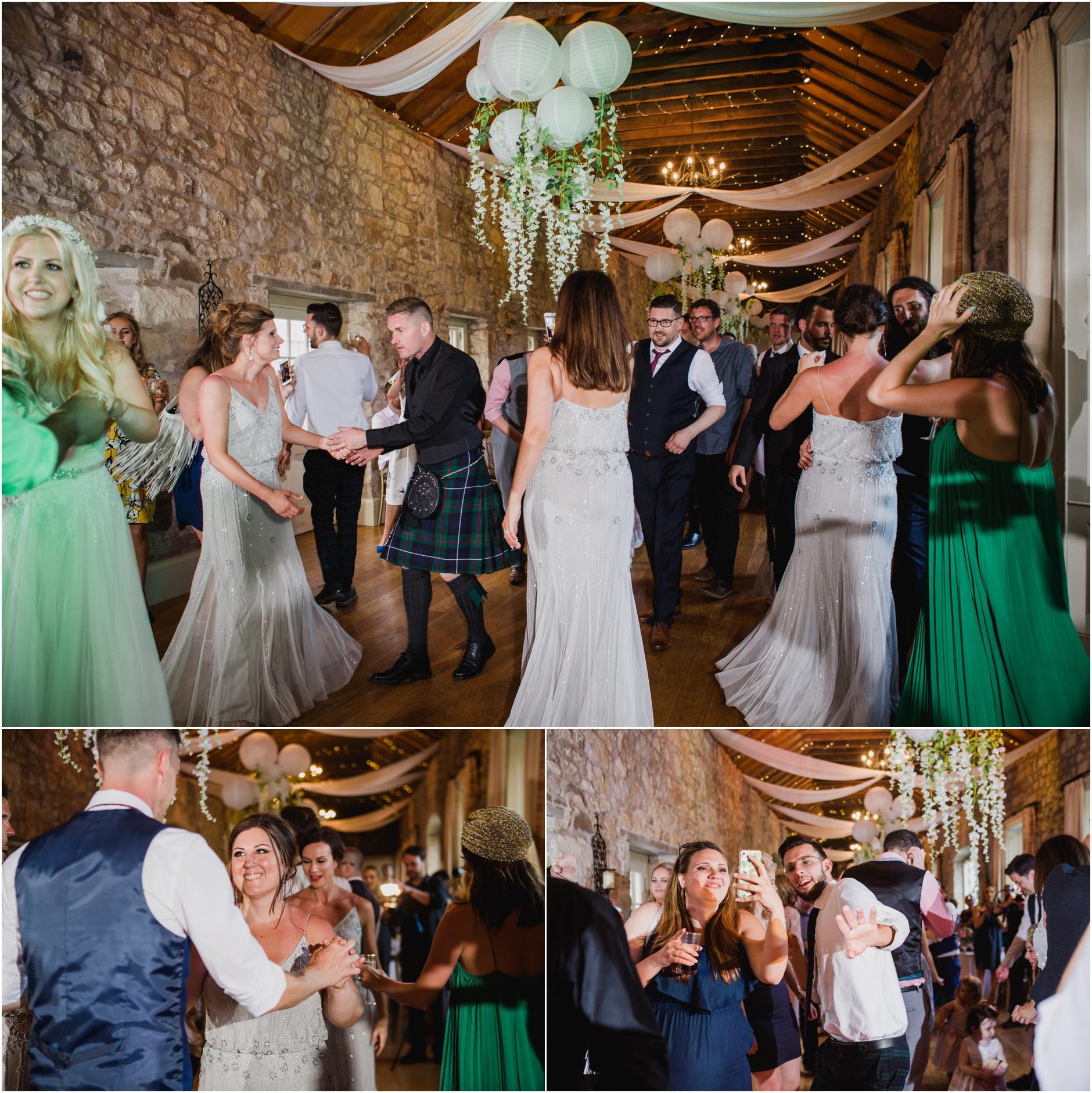 Sunny Summer Barn Wedding At Kirknewton Stables
