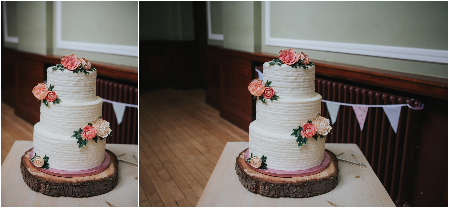 wedding cake thomas morton hall edinburgh