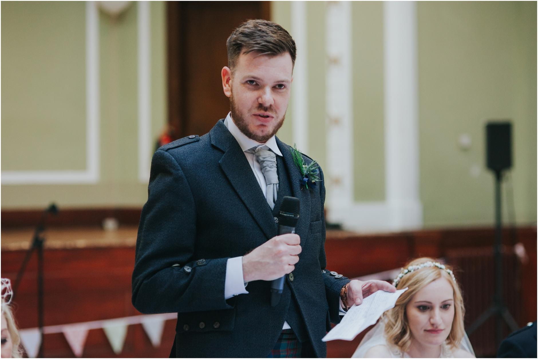 groom speech thomas morton hall edinburgh