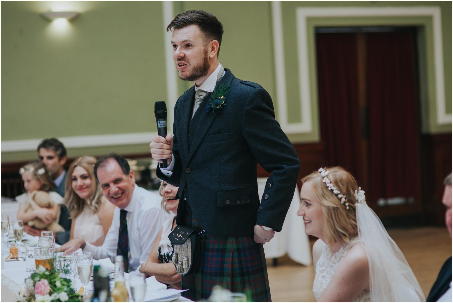 wedding speeches leith theatre thomas morton hall edinburgh