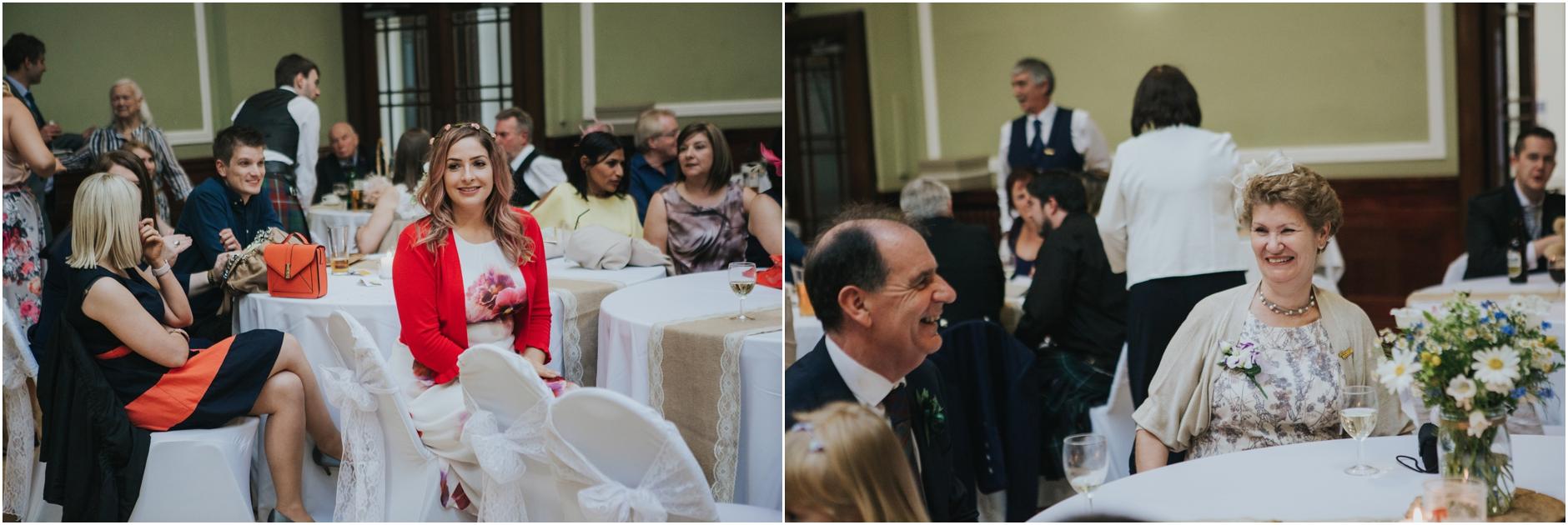 wedding reception thomas morton hall leith theatre edinburgh