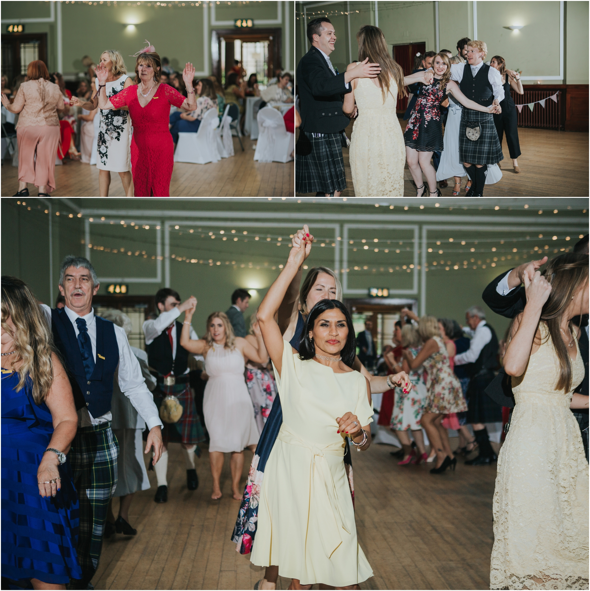 ceilidh wedding thomas morton hall edinburgh