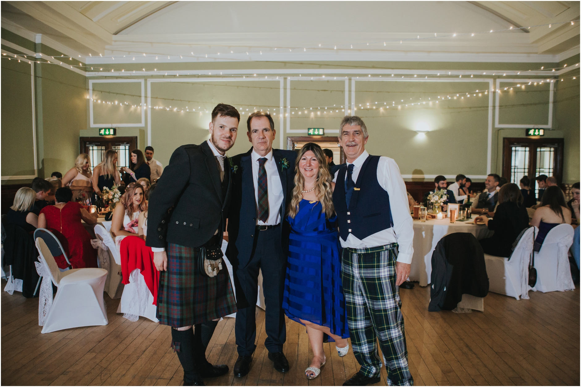 edinburgh thomas morton hall vintage wedding