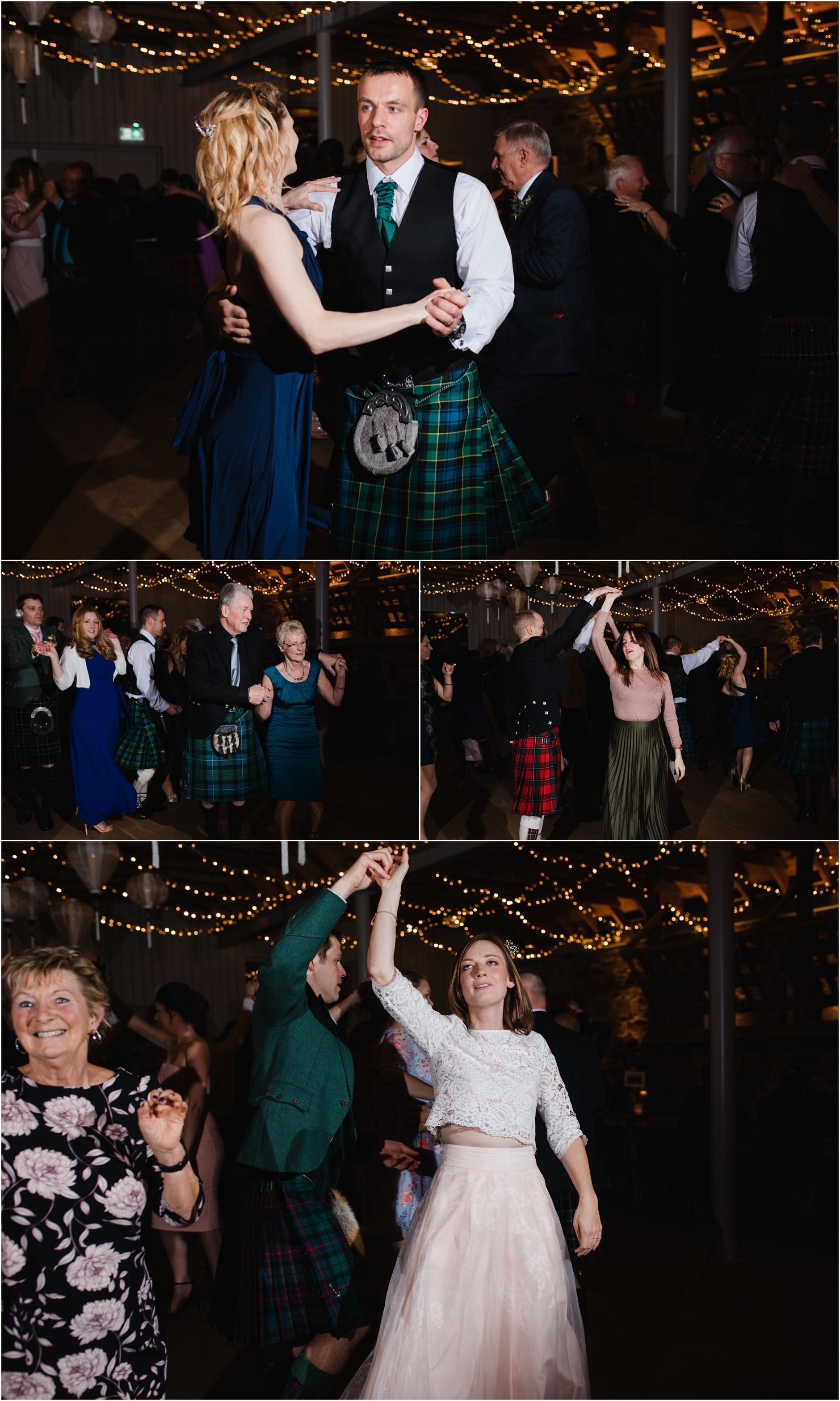 scottish ceilidh wedding