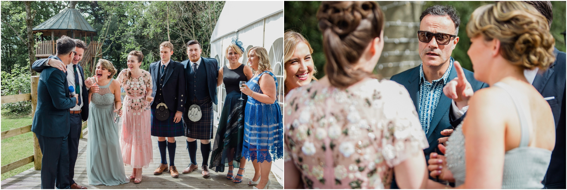 vintage boswell coach house wedding