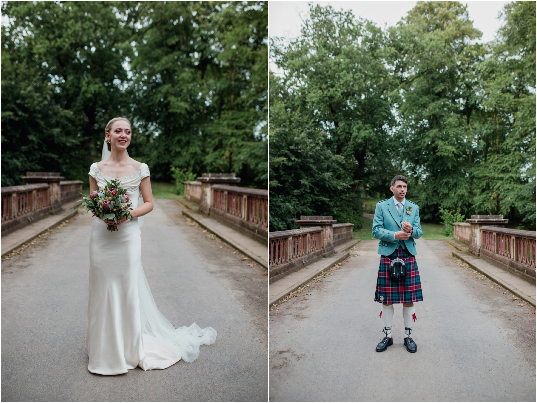 Auchinleck house wedding boswell coach house photos